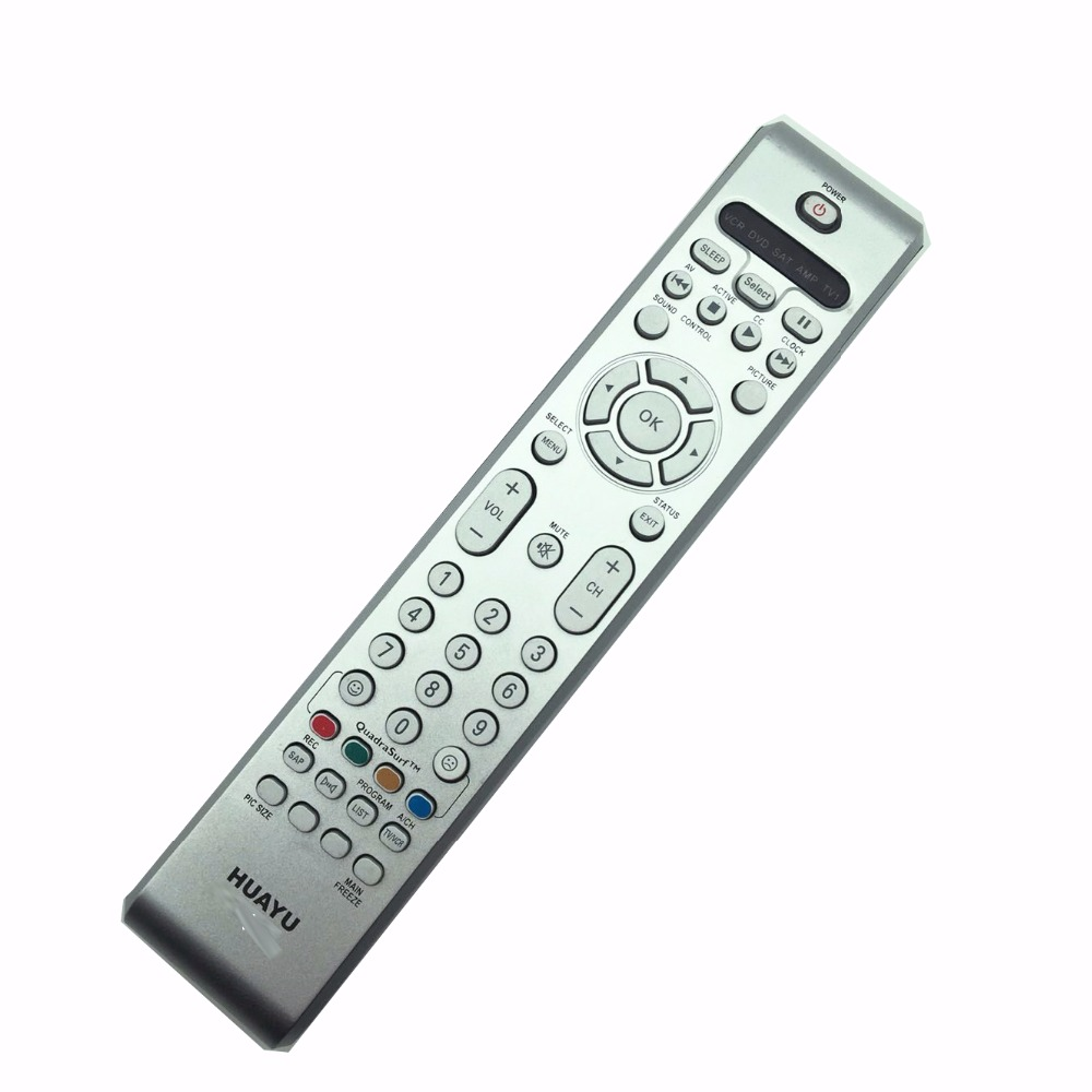 Tekswamp Replacement TV Remote Control for Philips 313923811631