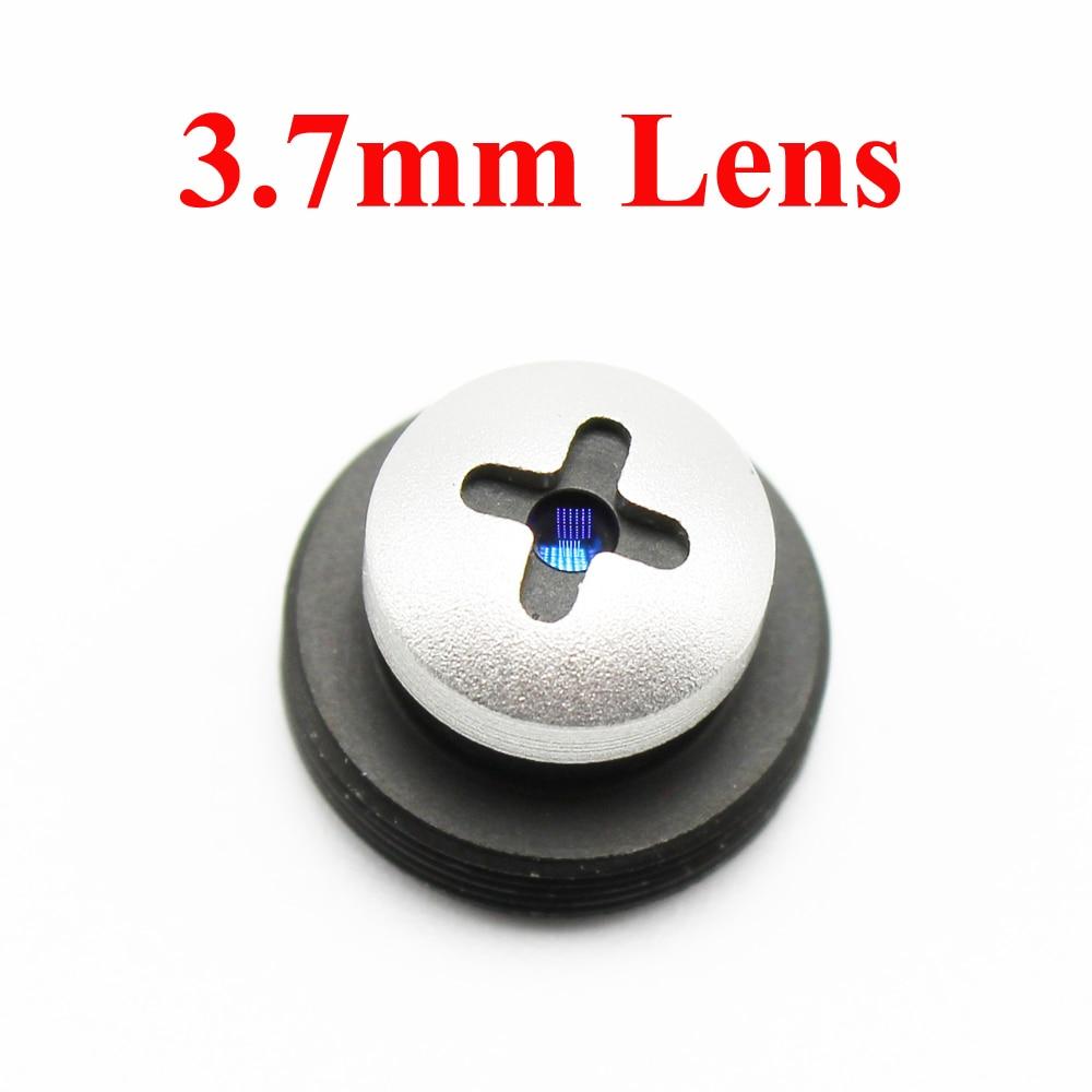 Camera 3MP cctv 3.7mm 650nm Lens for HD CCTV Camera M12*0.5 lens mount Home Security Camera Pinhole Camera witrue 1 3megapixel 25mm cctv lens m12 mount aperture f2 0 for security cctv camera