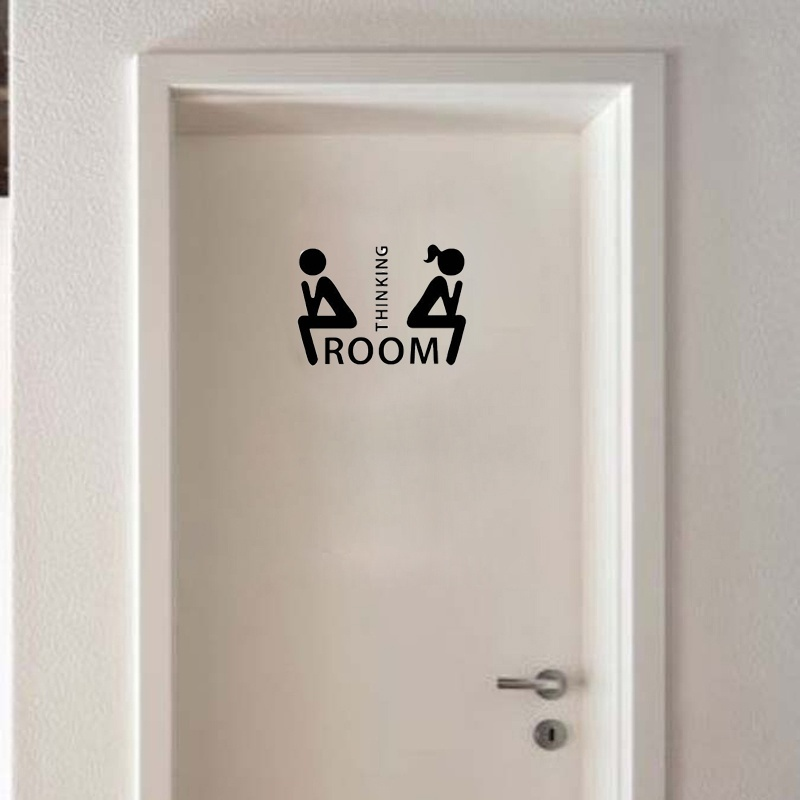 Popular toilet door size buy cheap toilet door size lots for Decoration wc