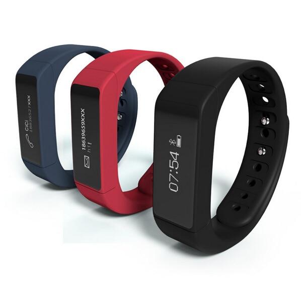 Original iwown i5plus Smart Wristband Bluetooth 4.0 Waterproof IP68 Smartband Smart Band Sleep Monitor Smart Bracelet
