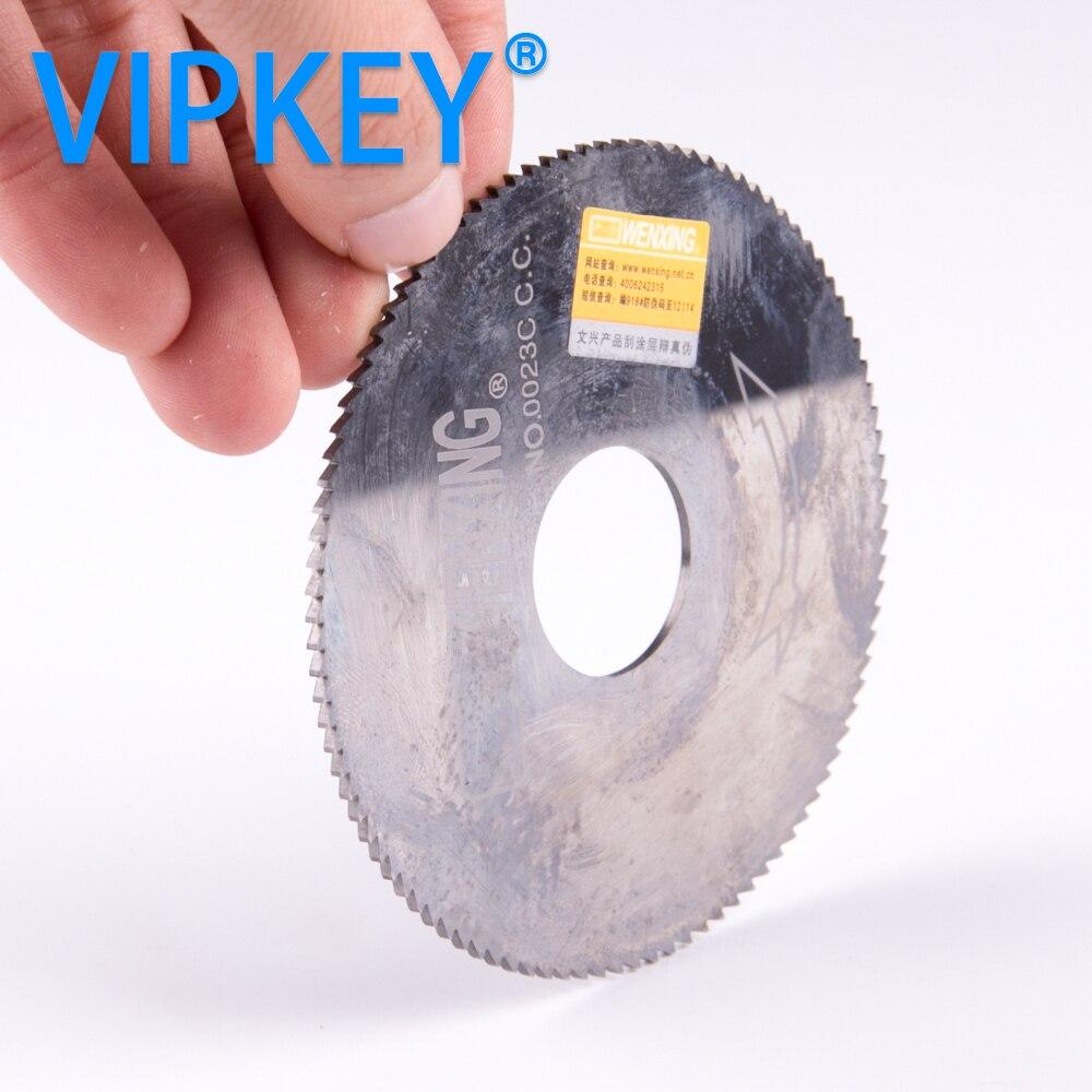 NO: 0023C. C Тип 80*1,4*22 мм вольфрамовый wenxing ключ Режущий Станок ключ лезвие резак 100 г правая сторона режущий диск