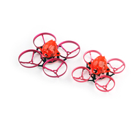 Yuenhoang 1PC Snapper6 7 FPV Indoor Frame 65/75mm Brushless Whoop0603 0703 KV16000 19000 Frame for FPV Racing Quadcopter Drone