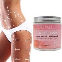 Новый 250 г похудение антицеллюлитный горячий крем жиросжигатель гель массажный крем для похудения для тренировки мышц