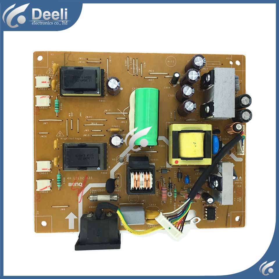 95% new original for Power Supply board used 4H.L2E02.A34 4H.L2E02.A35 BENQ FP71G FP91G FP73G Q7T4 GOOD WORKING good working original used for power supply board yp42lpbl eay60803402 eay60803202