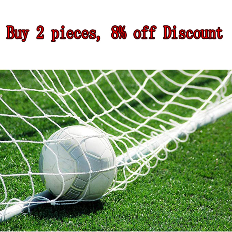 bd180850d Portable Football Net 3X2M Soccer Goal Post Net Rusia World Cup 2018 Gift  Football Accessories Outdoor ...