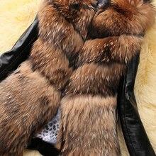 S/6 xlженские зимние теплые куртки из искусственного меха, лоскутные куртки из искусственной кожи размера плюс, повседневные пальто из искусственного меха, верхняя одежда, меховая одежда K578