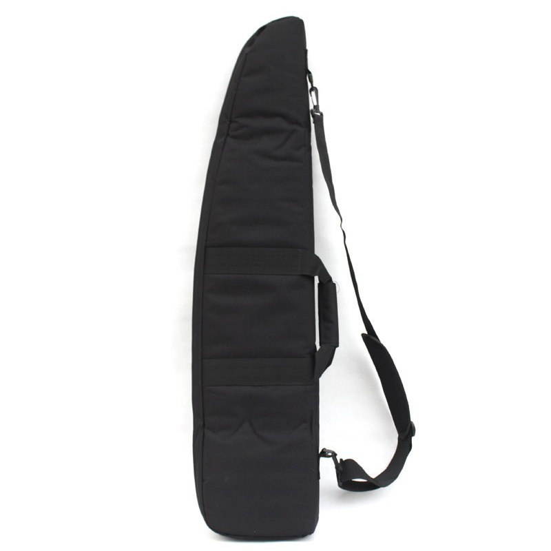 Outdoor Hunting Rifle Bag Airsoftsports Tactical Rifle Gun Carry Airsoft Air Gun Paintball Rifle Protection Nylon Bag About 98cm in Hunting Bags from Sports Entertainment
