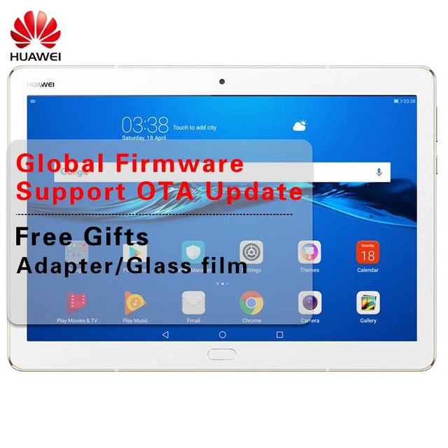 Aliexpress com : Buy 10 1 inch Huawei Mediapad M3 Lite Octa Core 6660mAh  LTE Tablet PC Phone Call Android 7 0 MSM8940 11920*1200 8 0MP Fingerprint  ID