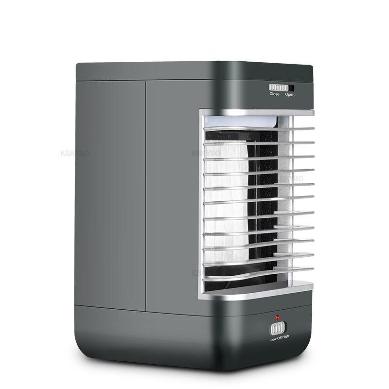 2018 Nouvel Été L'air Frais vent Mini Climatiseur Portable Refroidisseur Ventilateur USB Ventilateur Vent Fort de Bureau À La Maison