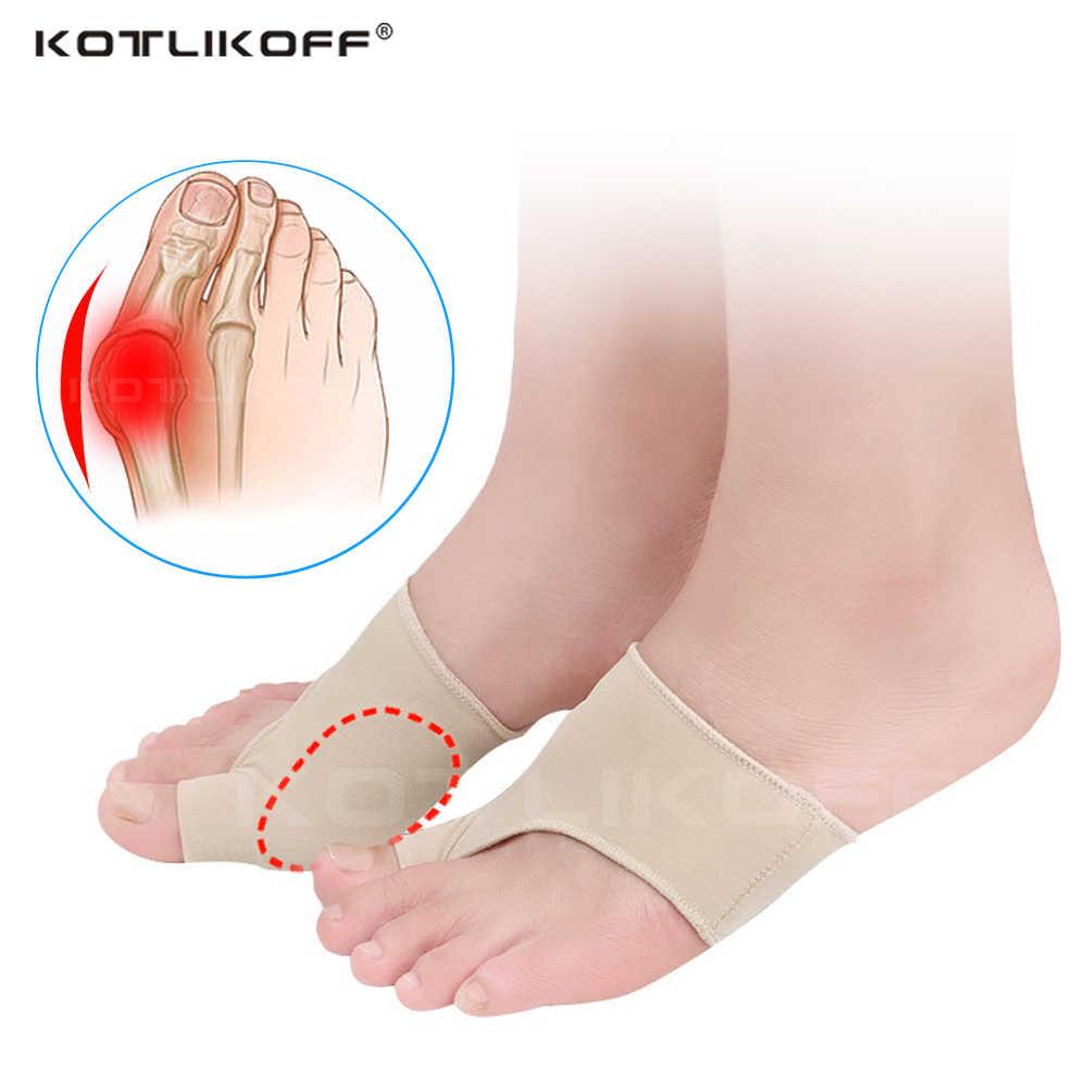 Gel Orthotic Chồng Lên Nhau Lớn Ngón Chân Sửa Tất Flatfoot Massage Lót Đế Đau Chân Giảm Miếng Lót Chăm Sóc Chân Đệm Lót Đế