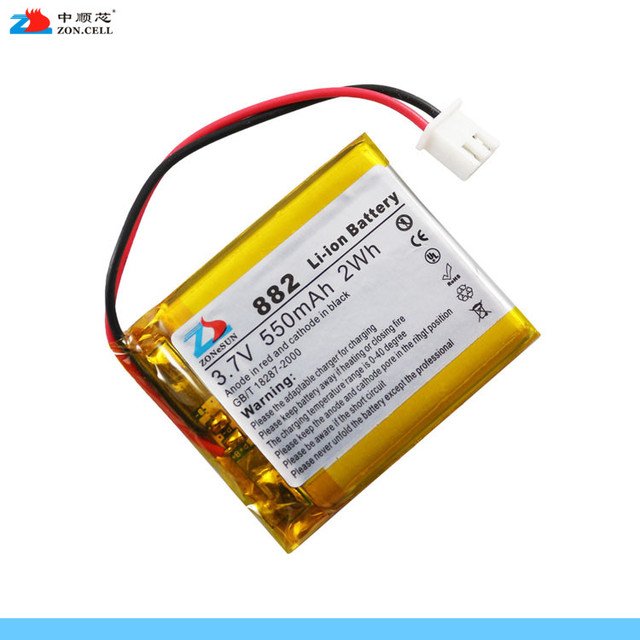 in the core 550mah 403540 with protection board 3 7v polymer lithium rh aliexpress com