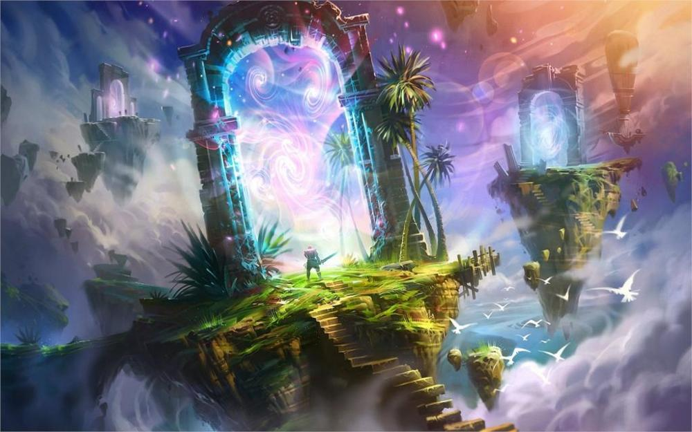 Image result for Dream Types fantasy art