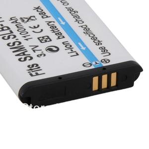 Image 2 - Аккумулятор для камеры SAMSUNG TL34HD NV106 HD, 1100 мАч, SLB 1137D, i85, i100, NV103, NV30