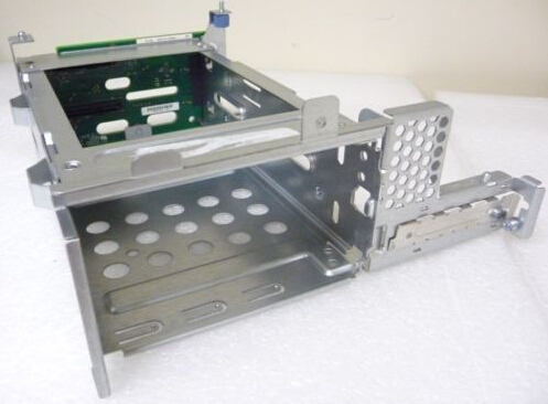 507263-001 530945-001 SAS 2LFF cage with Backplane For DL180G6 Original 95%New Well Tested Working One Year Warranty sas festplatte 450gb 15k sas dp lff 517352 001