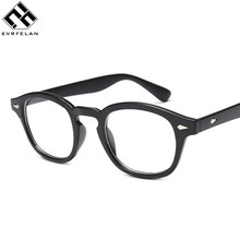 30b470c47a Flat mirror New Fashion Glasses High-end Brand Unisex 4 Colors Stylish Men  Women Casual Frame Glasses