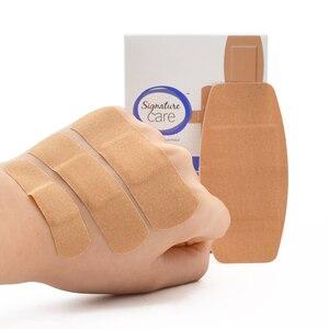 Image 2 - 100 PCS/1 Box Assorted Größen Sterile Vielzahl Pack Klebstoff Bandagen Erste Hilfe