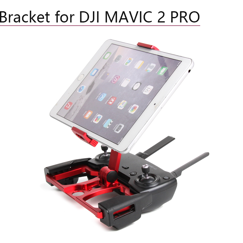 Update Smartphone Tablet Clip CrystalSky Monitor Holder bracket for DJI MAVIC 2 PRO/ZOOM/MAVIC PRO/ AIR/SPARK Drone AccessoriesUpdate Smartphone Tablet Clip CrystalSky Monitor Holder bracket for DJI MAVIC 2 PRO/ZOOM/MAVIC PRO/ AIR/SPARK Drone Accessories