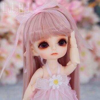 Lutsbjd Luts Tiny Delf Tyltyl Elf Head 1/8 Doll BJD Resin Figures Luts AI YOSD Kit Doll Toys For Girls Birthday Xmas Best Gifts