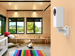 Image 5 - For XiaoMi Dafang camera and Wyze Cam Pan wall mount bracket