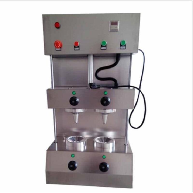 Ev Aletleri'ten Mutfak Robotları'de Otomatik şemsiye şekli koni pizza makinesi makinesi  pizza külah yapma makinesi  koni pizza şekillendirme makinesi title=