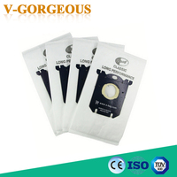 10 Pieces A Lot Vacuum Cleaner Bags Dust Bag For Electrolux Vacuum Cleaner Filter And S
