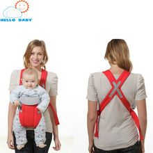 5 color High Quality Multi-functional 3-24month Infant Sling Baby Carrier Backpack Kangaroos For kids Bag Mochila Porta Bebes