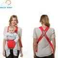 5 cores de Alta Qualidade Multi-funcional 3-24month Cangurus Para crianças Bag Mochila Infantil Portador de Bebê Baby Sling Mochila Porta Bebes