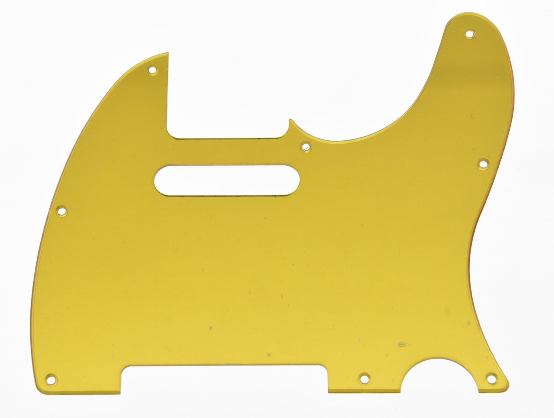 NºKaish oro espejo estilo TL Guitarras pickguard Scratch plate - a109 51f397fee9946