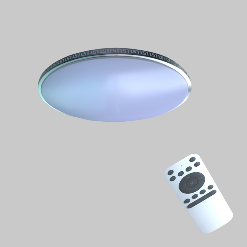 36W Modern Smart Remote Control LED Ceiling Lamp AC110-240V arbitrary dimming Bedroom Living Room Ceiling Lights Fixture