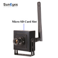 SunEyes SP V1803W 1080P Full HD Wireless Super Mini IP Camera Wifi With Micro SD Slot