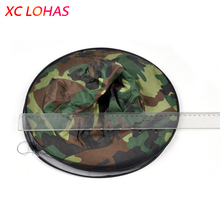 Foldable Mosquito Net Cap Women Men Midge Fly Insect Bucket Hat Fishing Camping Jungle Field Mask Face Protection Cap Mesh Cover