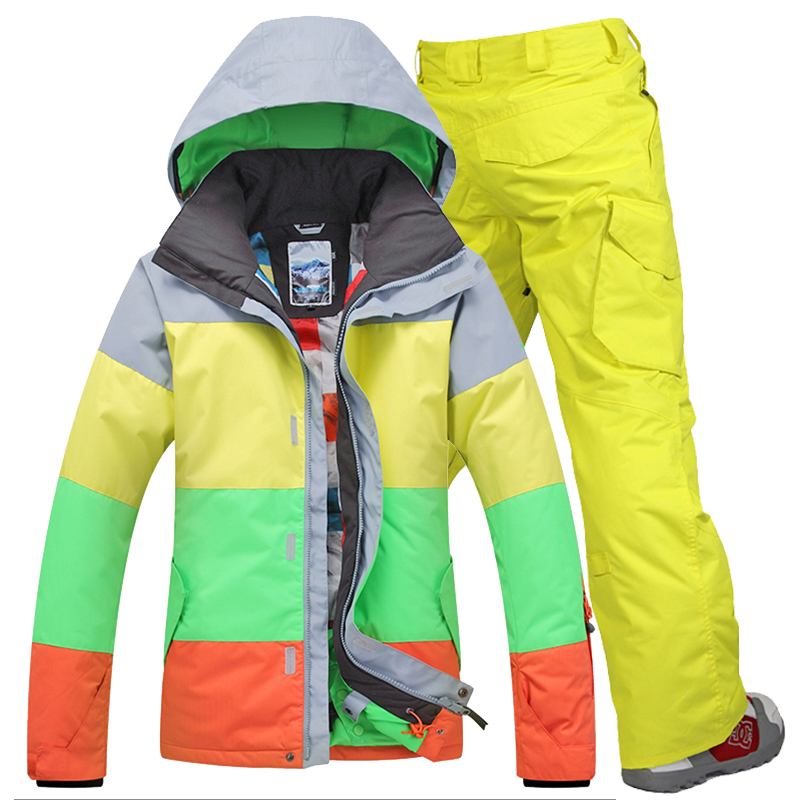 Remote Control Toys Responsible Gsou Snow Snowboarding Sets Men Windproof Warm Ski Suit Male Waterproof Snowboard Jacket Outdoor Sport Ski Clothing Moderate Cost