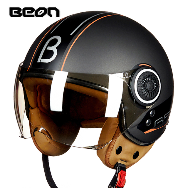 Шлем BEON 110b, винтажный 3