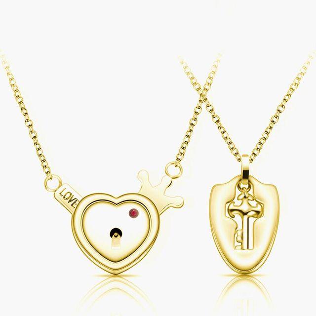 A Set Couple Jewelry Cupid...