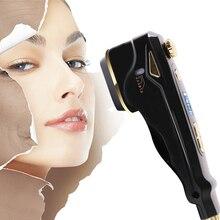 1 комплект профессиональный черный сфокусированный ультразвуковой RF лифтинг кожи машина для лифтинга кожи красота массажер для удаление морщин Татуировка Инструмент