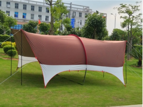 6*4.3*2.4m Full Shading UV Awning Outdoor Ultra-high Habe Big Rain Sunshade Awning Multi-Person Tent with Wear-resistant UV Tent6*4.3*2.4m Full Shading UV Awning Outdoor Ultra-high Habe Big Rain Sunshade Awning Multi-Person Tent with Wear-resistant UV Tent