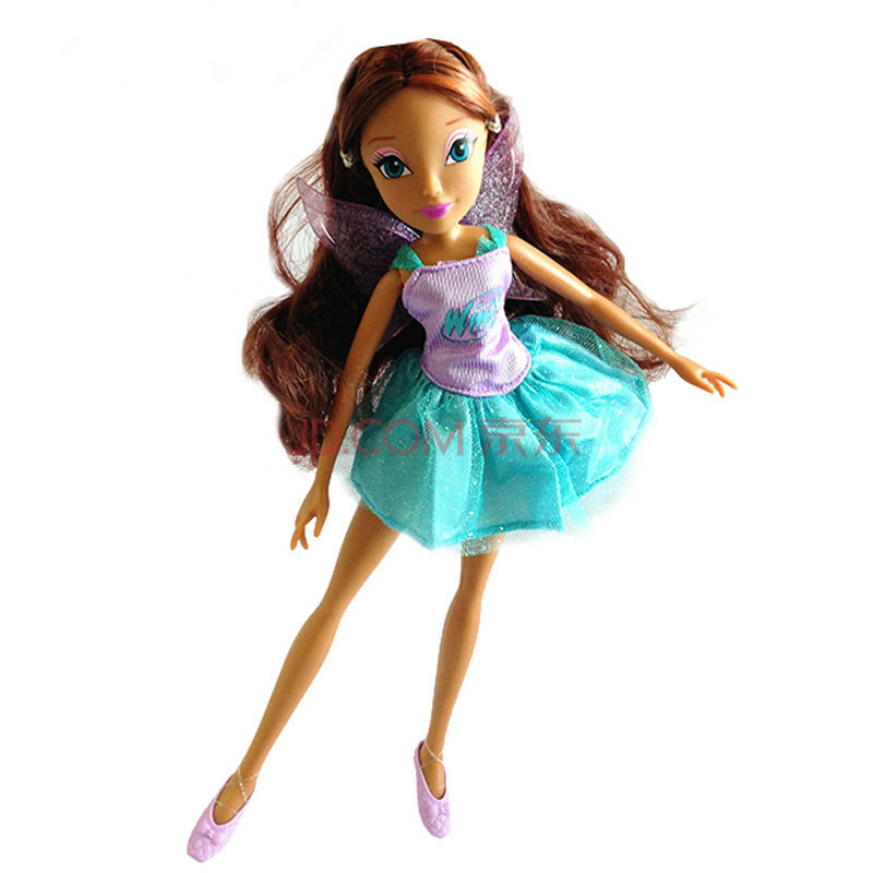 New Arrival Winx Club Ballerina Fairy Fashion Dolls With Wings Girl Toys Birthday Gift Layla Fashion Dolls Toys Doll Diyfashion Olympics Aliexpress