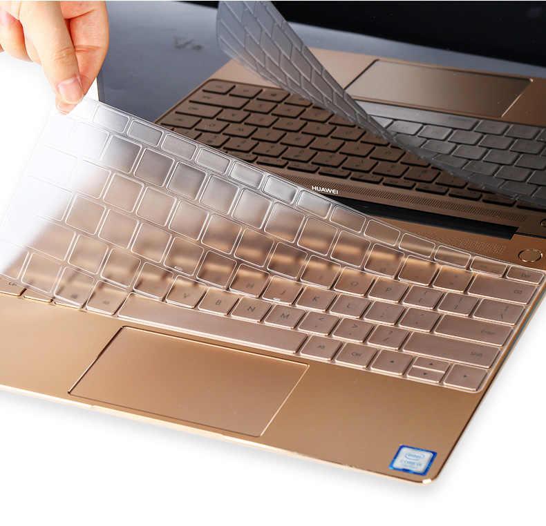 TPU Laptop Tastatur Abdeckung Schutz Haut Für HuaWei Matebook X D E serie 12 13 15 13,3 15,6 zoll X pro 13,9 zoll