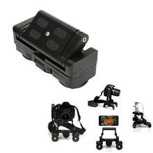 Pulpit Tabela Dolly Camera Kolejowym Samochód Samochód Wideo Suwak Tor Dla canon 60d 650d 550d 1000d nikon sony dslr kamer gopro 5d3 telefon