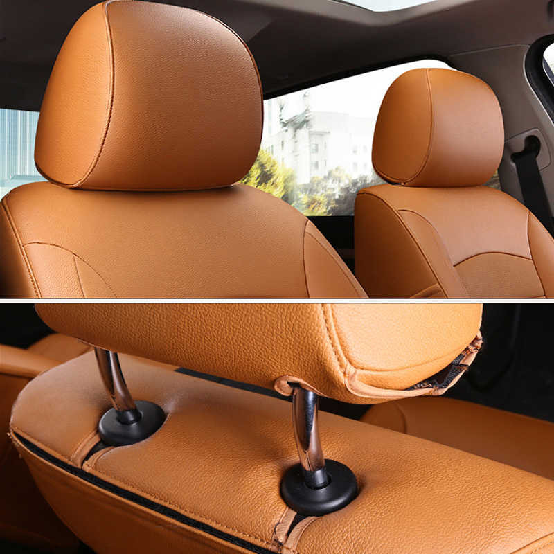 Miraculous Ausftorer Custom Cowhide Auto Seat Covers For Bmw Z4 E85 E89 2007 2013 Genuine Leather Car Seat Cover Cushion Accessories 8Pcs Short Links Chair Design For Home Short Linksinfo