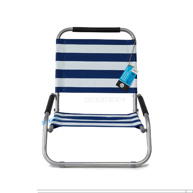 Oxford Fabric Lounge Beach Chair Folding Foldable Outdoor Camping Picnic Chairs Suit For Install On Self Balancing Scooter