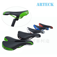 ARTECK mountain road folding bike riding saddle seat cushion sitting board seat package seat cushion hard