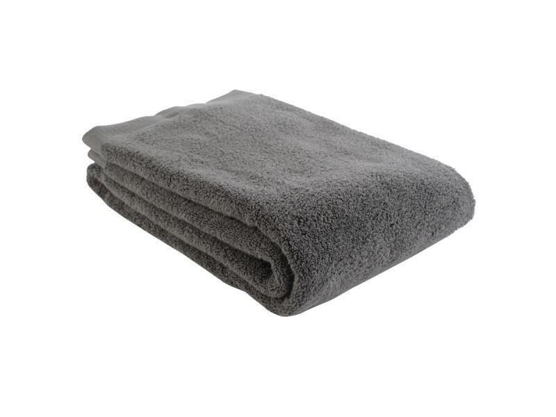towel bath wellness симпл 70 140 cm peach Towel bath TKANO, Essential, 70*140 cm, dark gray