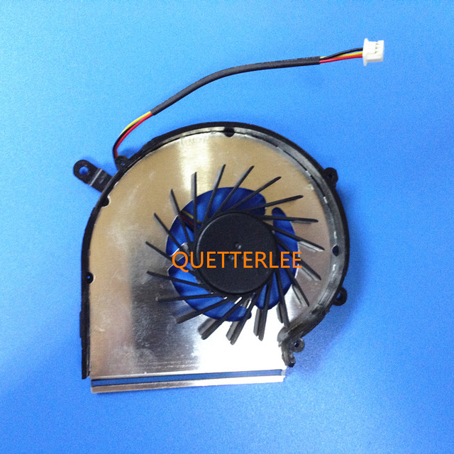 New CPU cooling fan for MSI GE62 GE72 GL62 GL72 PE60 PE70 CPU Cooller Fan PAAD06015SL N303