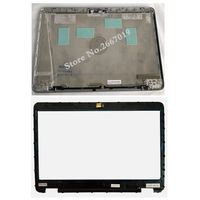 New Laptop Cover For Hp EliteBook 840 G3 TOP LCD Cover LCD Front Bezel Silver