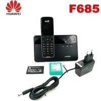 סמארטפון חדש Huawei F685 3G WCDMA GSM אלחוטי קבוע מסוף עם כרטיס ה-sim חריץ