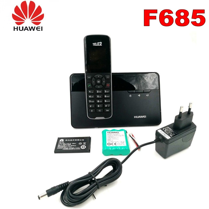 Unlocked New Huawei F685 3G WCDMA GSM Fixed Wireless terminal With Sim Card Slot Unlocked New Huawei F685 3G WCDMA GSM Fixed Wireless terminal With Sim Card Slot