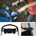 baby stroller bag organizer universal cup holder stroller accessories baby carriage bag cart stroller bottle holder  cup holder