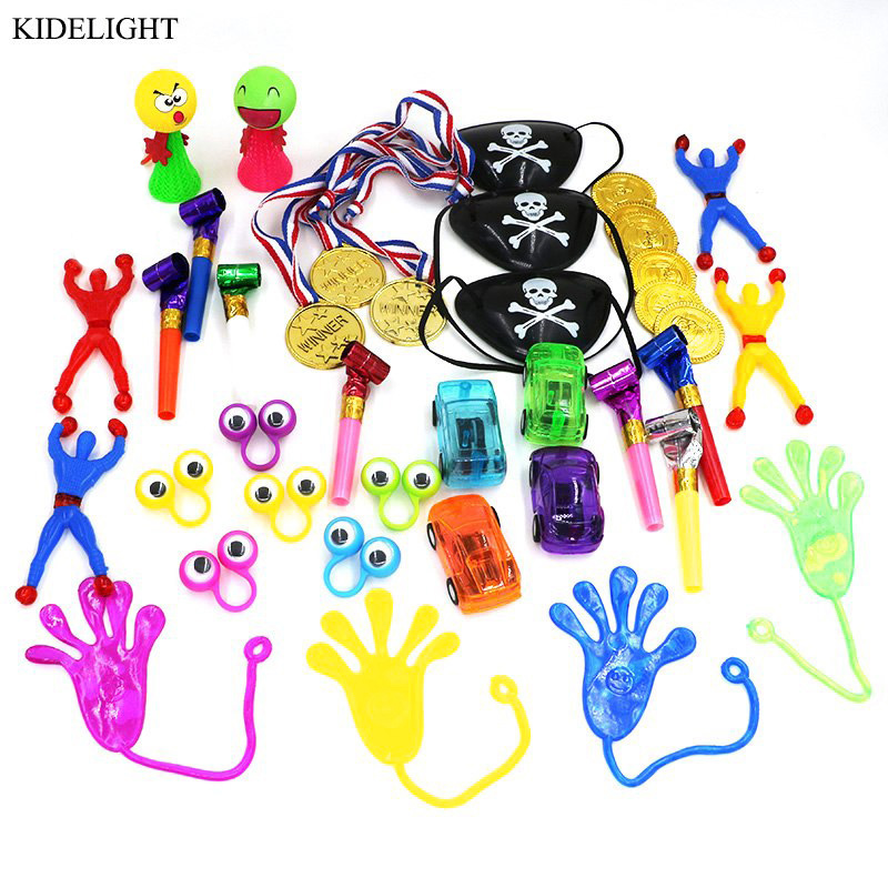 Home & Garden 50pcs Kids Happy Birthday Party Favor Pinata Filler Children Prizes Baby Shower Girl Boy Gift Present Party Supply Souvenir Be Friendly In Use