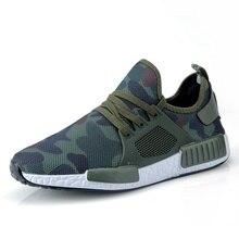 купить 2019 New Men Sneaker Running Shoes Lightweight Sneakers Breathable Mesh Sports Shoes Jogging Footwear Walking Athletics Shoes дешево